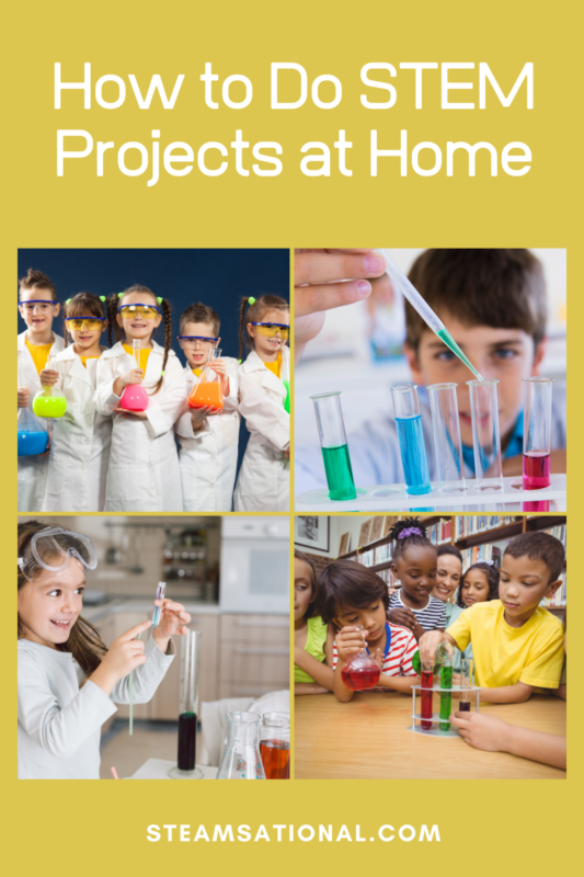 stem projects at home