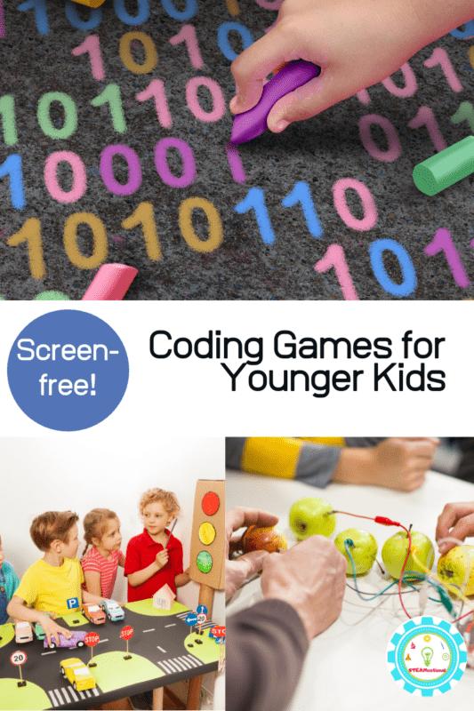 coding games for preschool