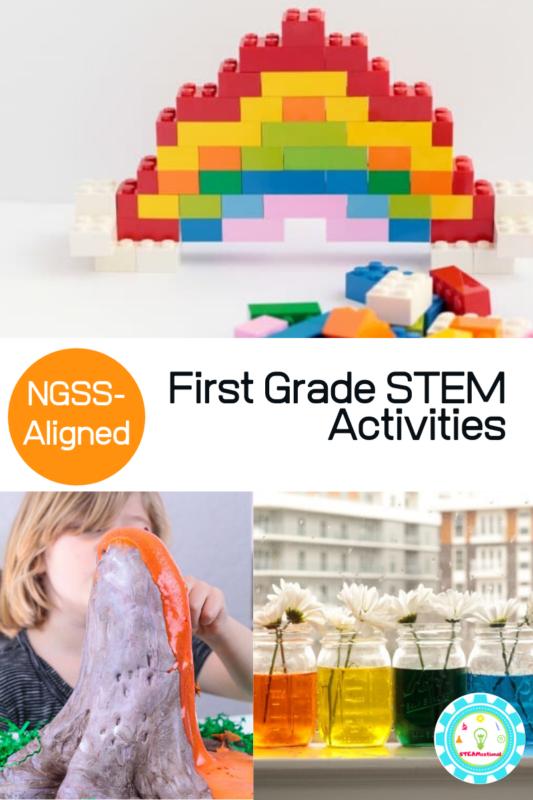 first grade stem activities