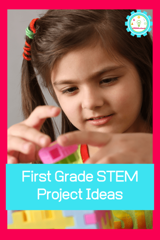 first grade stem projects