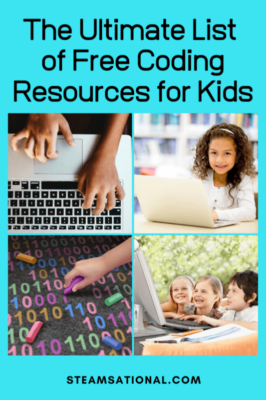 free coding resources for kids