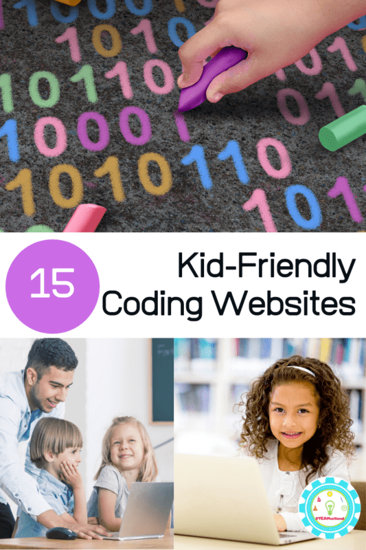 These free kid-friendly coding websites will help your kids learn to code and help boost their creativity, confidence, and marketable skills as they enter college and a future career path.