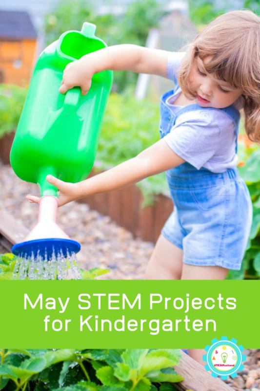 may stem activities kindergarten