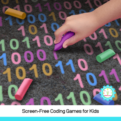 Screen-Free Coding Games for Kids