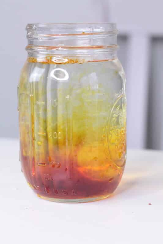 iodine and vitamin C experiment