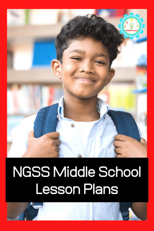 NGSS Middle School Lesson Plans