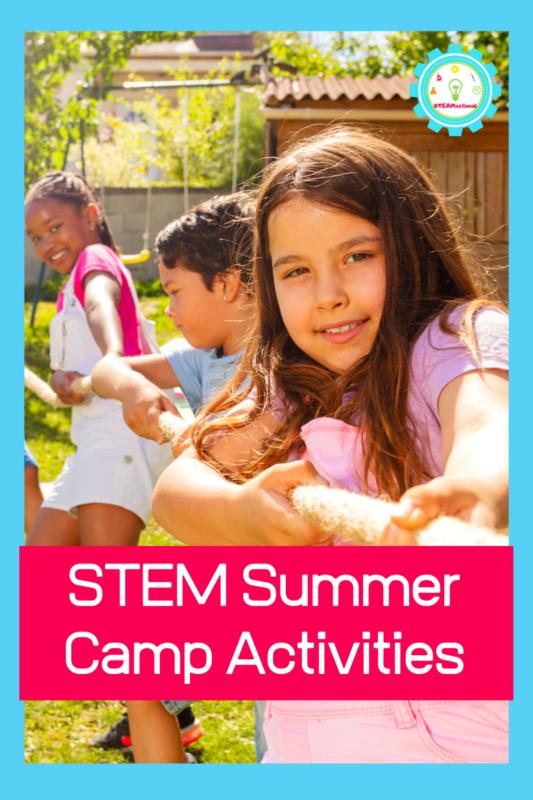 STEM Summer Camp Activities
