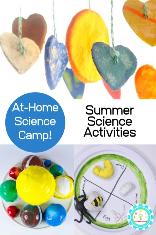 Summer Science Activities