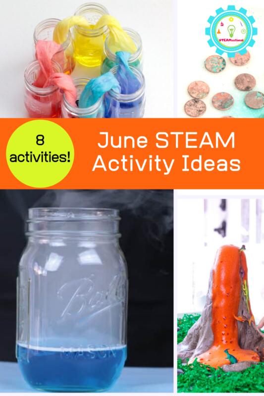 june stem activities