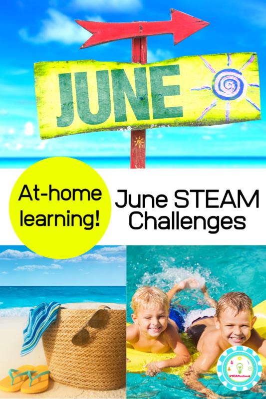june stem activity ideas