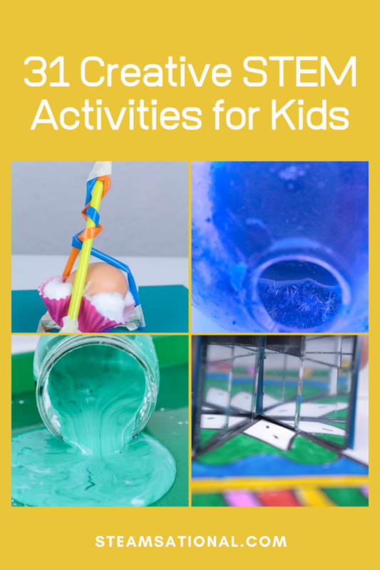 creative stem activities