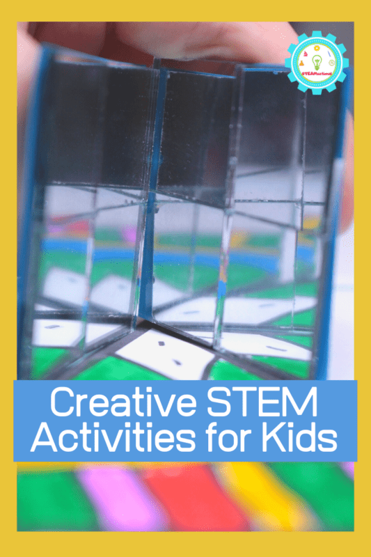 creative stem activities for kids