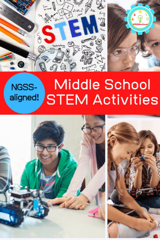 middle school stem activities