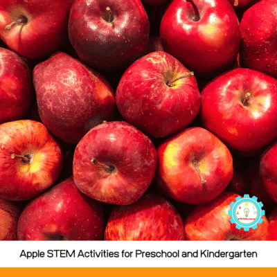How to Use Apples to Boost STEM Thinking in the Classroom