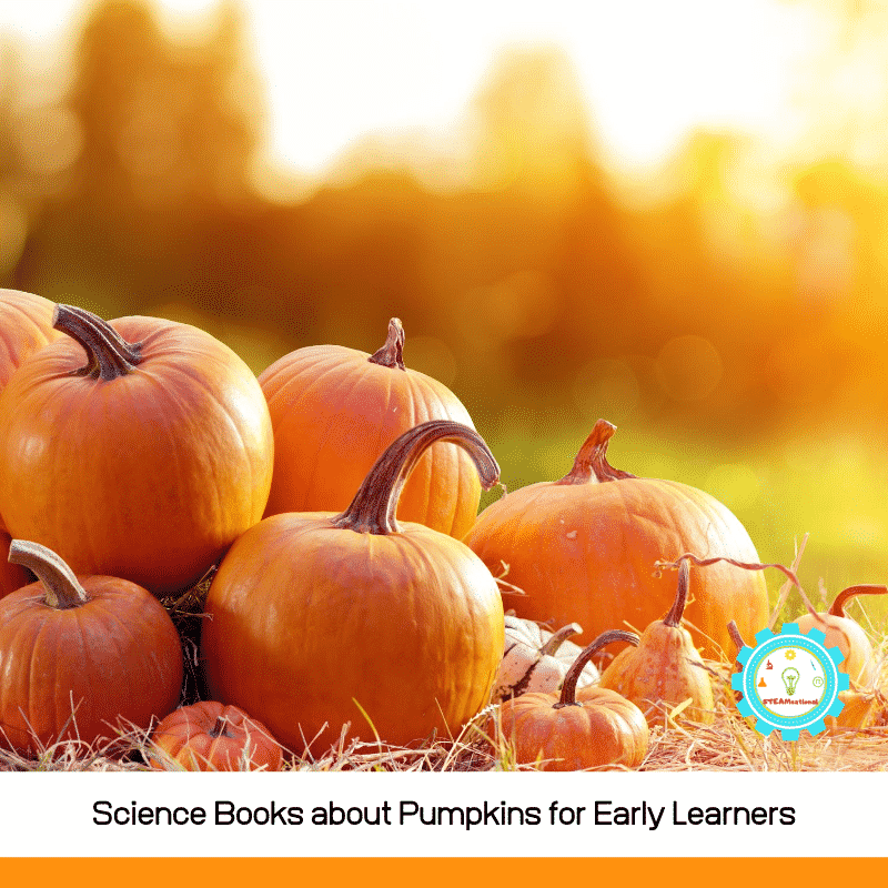 Teaching a preschool class? These books about pumpkins for preschool are the perfect books to read when studying pumpkins in the fall!