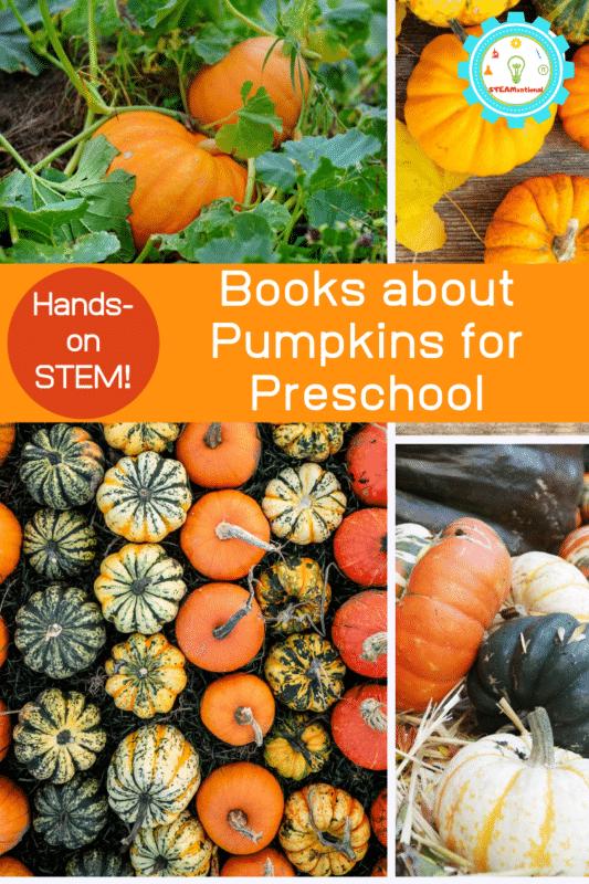 books about pumpkins for preschool