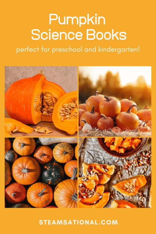 pumpkin science books