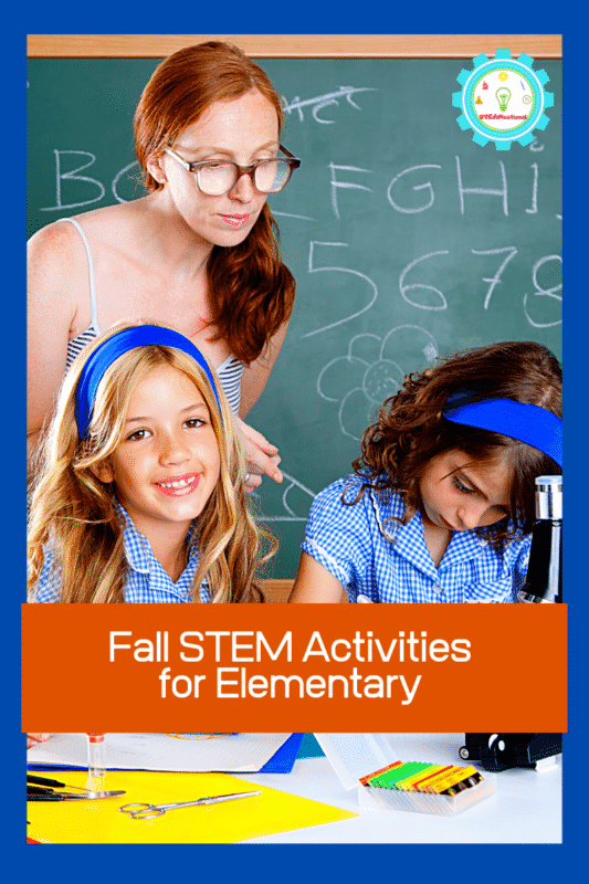 stem activities for fall