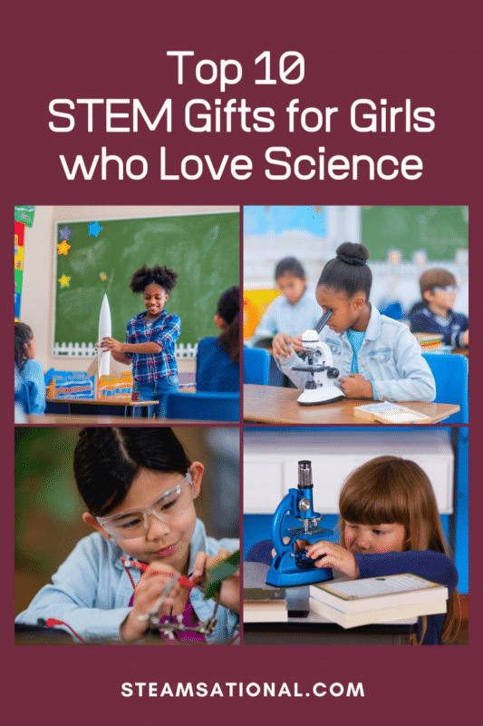 Gifts for Girls who Love Science