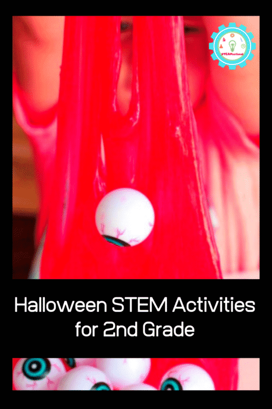 Halloween STEM Activities for second grade