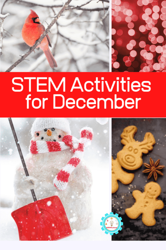 december stem activities