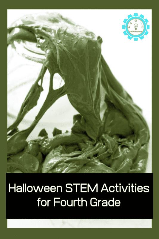 fourth grade halloween stem activities