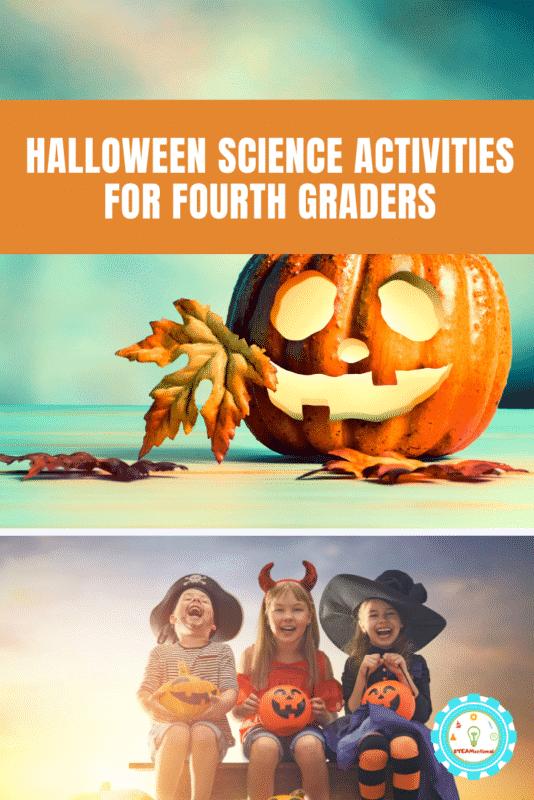 halloween science activities 4th grade