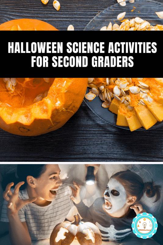 halloween science activities for 2nd grade