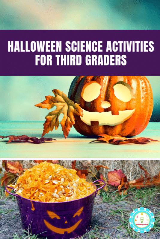 halloween science activities for 3rd grade