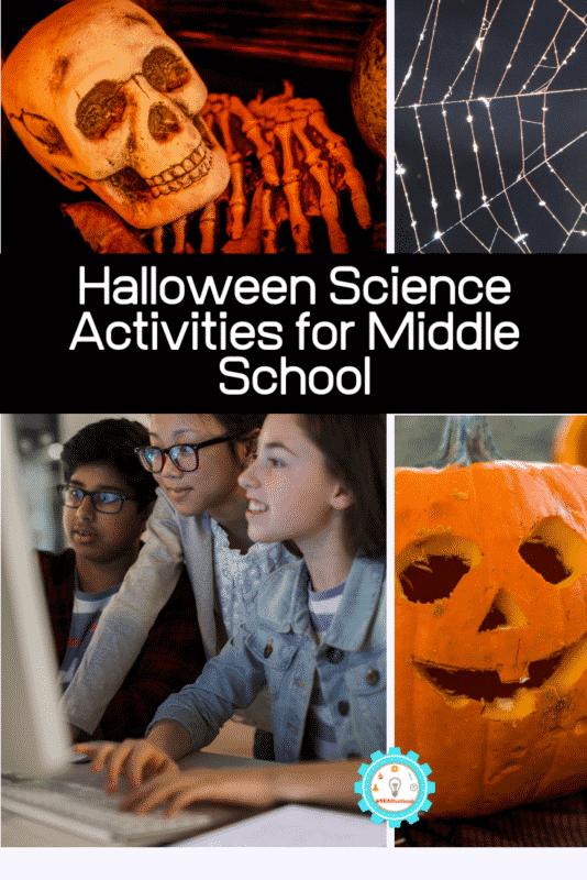 halloween science activities for middle school