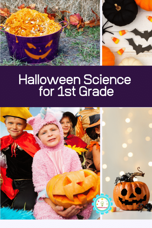 halloween science for first grade