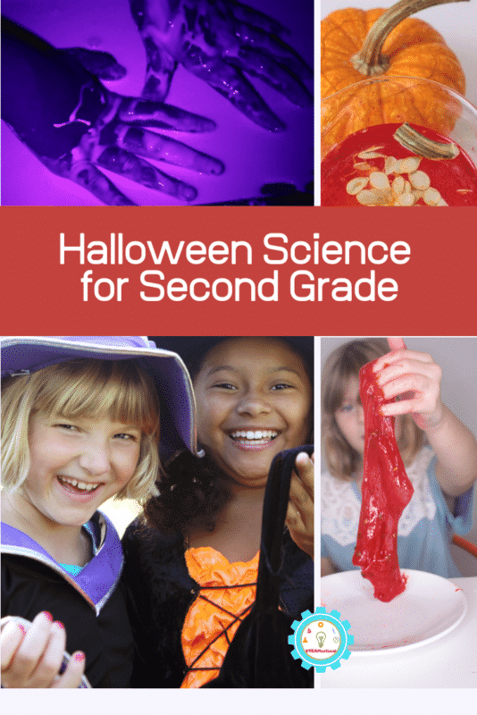 halloween science for second grade