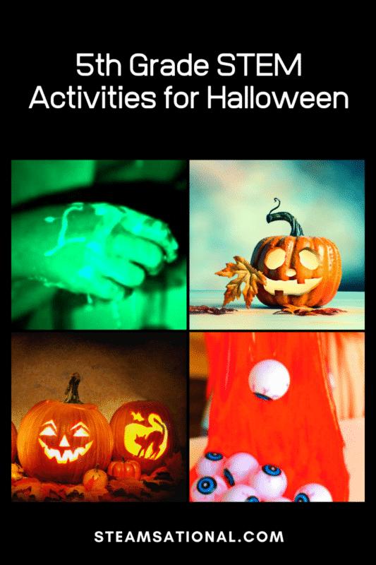 halloween stem activities fifth grade
