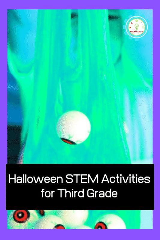 halloween stem activities for 3rd grade