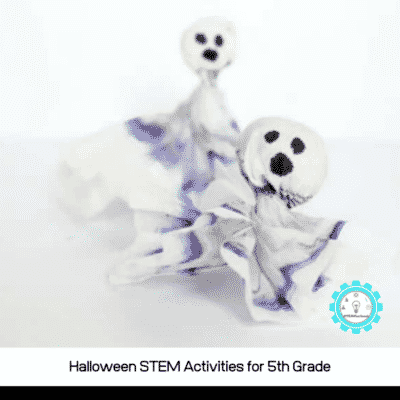 Halloween STEM Activities for Fifth Grade