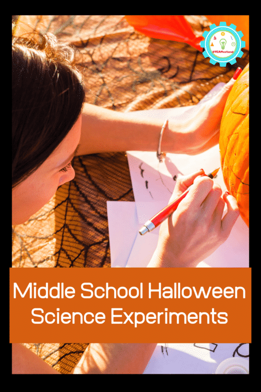 middle school halloween science experiments