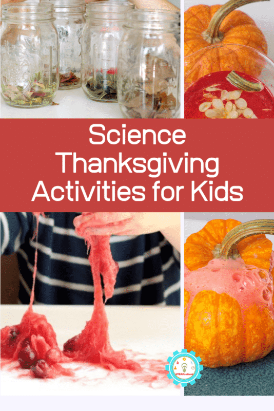 science thanksgiving activities