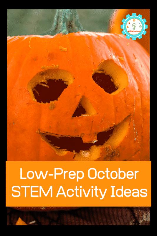 stem activities for october