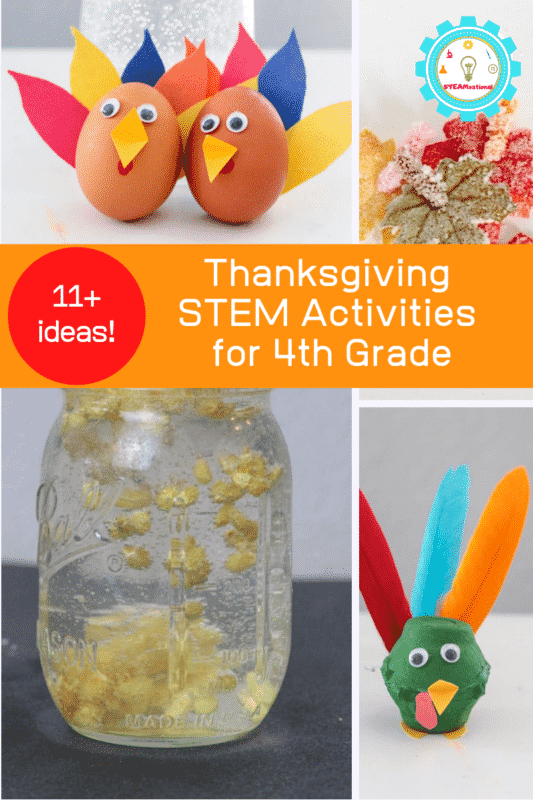 thanksgiving stem activities for 4th grade
