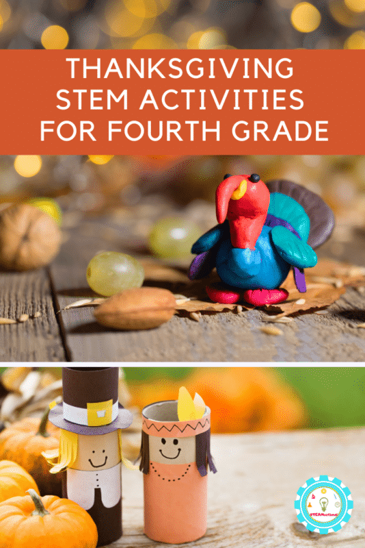 thanksgiving stem activities for fourth grade
