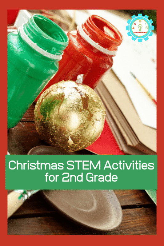 Christmas STEM Activities for 2nd Grade