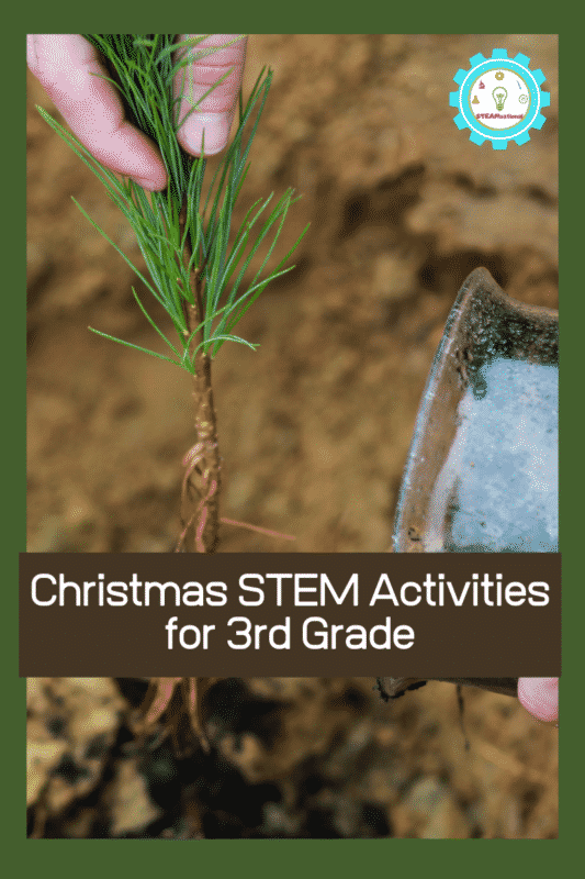 Christmas STEM Activities for 3rd Grade
