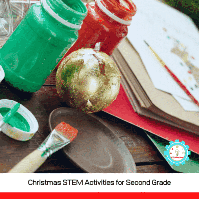 Easy Christmas STEM Activities for 2nd Grade