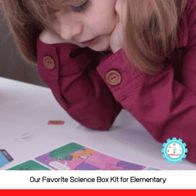 The Most Fun and Educational STEM Box for Kids in Elementary