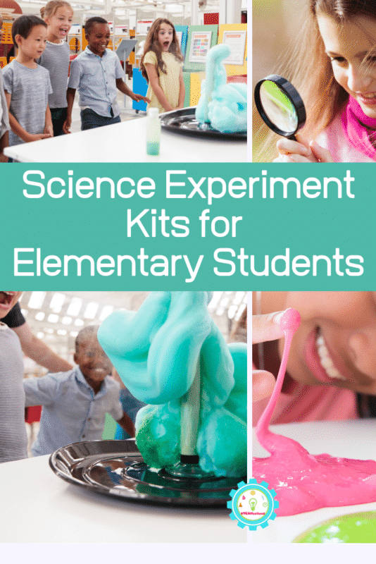 Science Experiments Kits for Elementary Students