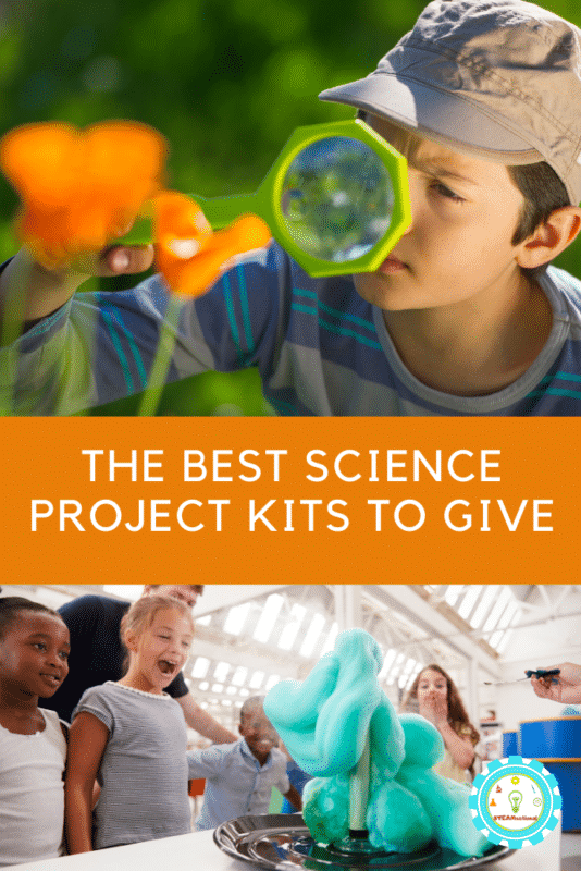 best science project kits
