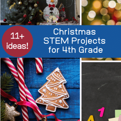 11+ Christmas STEM Activities for 4th Grade