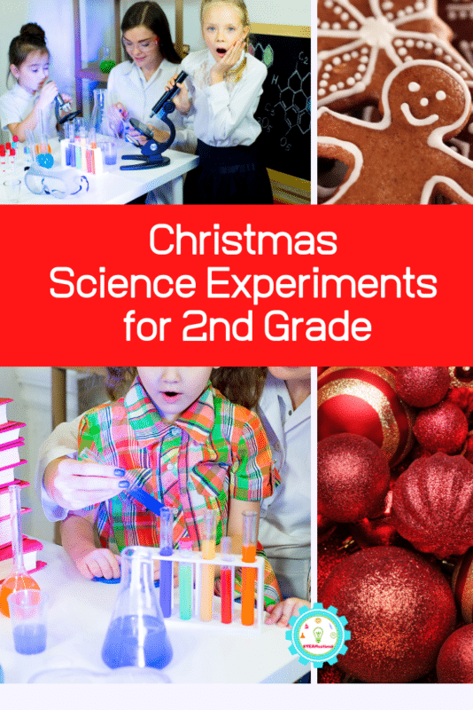 christmas science experiments for 2nd grade