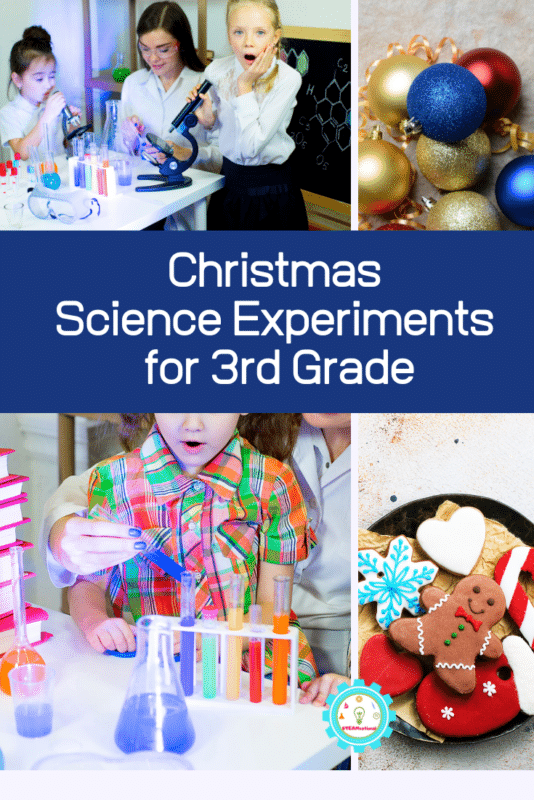 christmas science experiments for 3rd grade