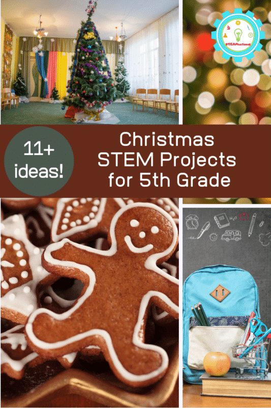 christmas stem projects for 5th grade